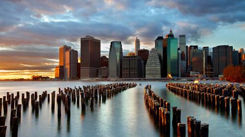 悉尼双水湾,纽约长岛的即视感,杭州城罕有世界湾区的封藏之作