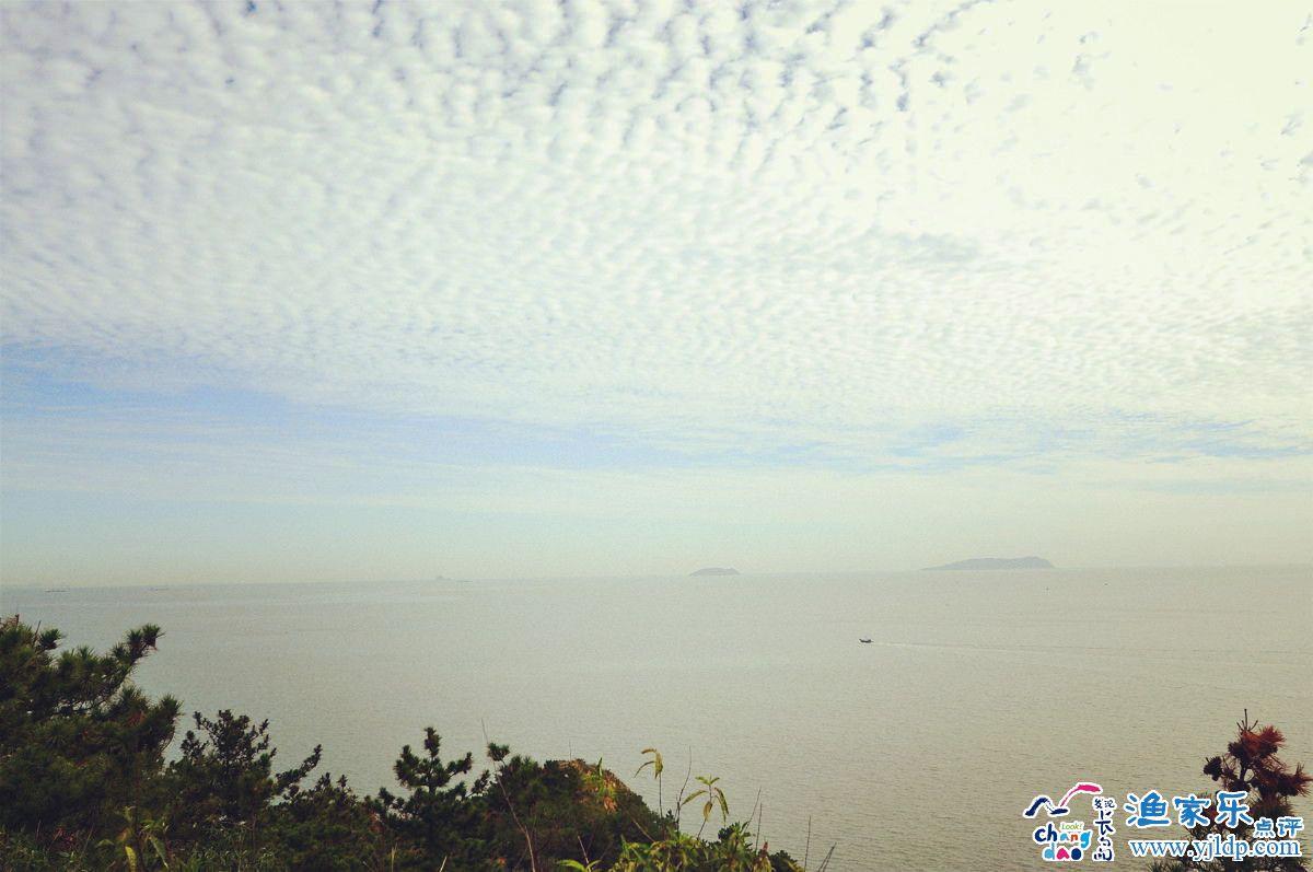 天然氧吧,国家森林地质公园 -- 长岛林海公园