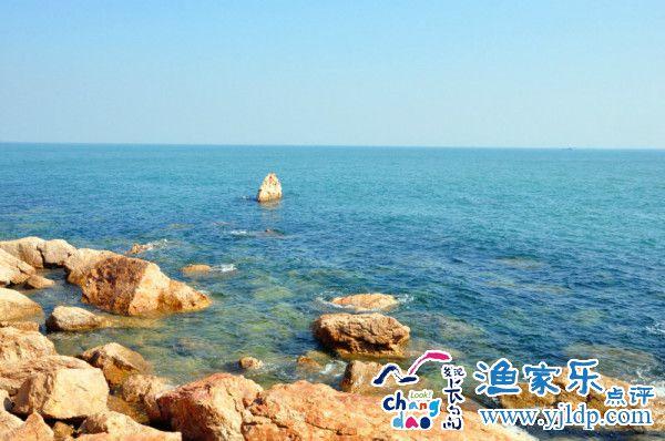 中国边海防巡礼之山东长岛北隍城岛